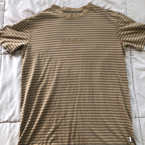 Quiksilver Other - Quiksilver Striped Tee